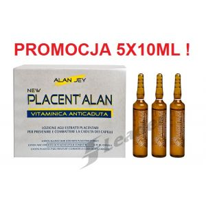 Placent 'Alan promocja 5X10ml